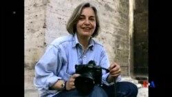 2014-04-04 美國之音視頻新聞: 阿富汗警察向兩名西方記者開槍殺死一人