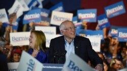 Nevada ဒီမိုကရက္ပါတီတြင္း ေရြးေကာက္ပဲြ Bernie Sanders အႏိုင္ရ