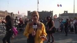 ¿Son históricas las protestas en México?