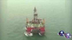 中海油钻井平台引发争议 中越两国舰船发生冲突
