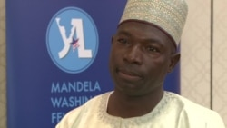YALI Mandela Washington Fellow, Babi na 1