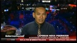 Laporan Langsung VOA untuk iNews: Hari Pertama Konvensi Nasional Partai Republik