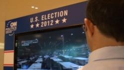 香港体验美国选举夜