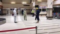 ایئر پورٹس پر کرونا وائرس سے بچاؤ کے حفاظتی انتظامات