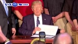 TT Trump bỏ nhiều quy định bảo vệ môi trường (VOA60)