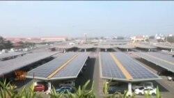 بھارت؛ مکمل طور پر شمسی توانائی سے چلنے والا دنیا کا واحد ائیر پورٹ