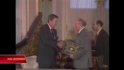 Ông Gorbachev kêu gọi 'cứu' hiệp ước tên lửa Nga – Mỹ