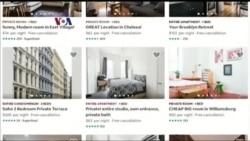 Pembatatasan Layanan Penginapan Online di New York