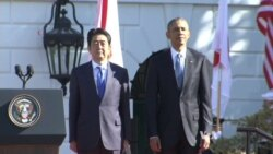 Obama: Strong US-Japan Alliance Not Provocation to China
