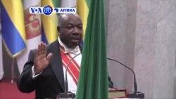 VOA60 AFIRKA: GABON An Rantsar Da Ali Bongo A Wa'Adi Na Biyu A Matsayin Shugaban Gabon