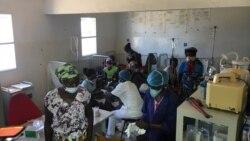 Enfermeiros do Negage em greve - 1:28