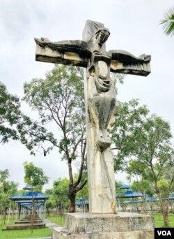 Thương V: Chúa Giêsu chịu chết trên thánh giá