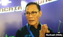 Kepala BPS Kecuk Suhariyanto. (Foto:VOA/Nurhadi).
