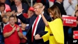 Lancement de la campagne de Donald Trump pour 2020