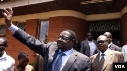 ທ່ານ Peter Mutharika ປະທານາທິບໍດີ ທີ່ຫາກໍ່ຖືກເລືອກຄົນໃໝ່ ຂອງປະເທດມາລາວີ