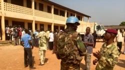 Reportage avec Freeman Sipila, correspondant à Bangui à VOA Afrique