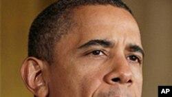 Le président Barack Obama