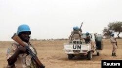 Walinda amani wa Umoja wa Mataifa nchini Mali