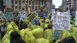 В Нью-Йорке повышена минимальная зарплата для госслужащих