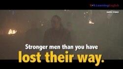 Học tiếng Anh qua phim ảnh: Lost their way - Phim Dr. Strange (VOA)