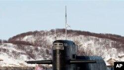 روس: ایٹمی آب دوز میں لگنے والی آگ پہ قابو پالیا گیا
