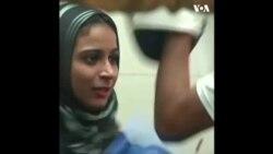 Keçên Pakistanê Fêrî Boksanê Dibin