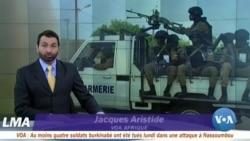 Insécurité grandissante au Burkina Faso