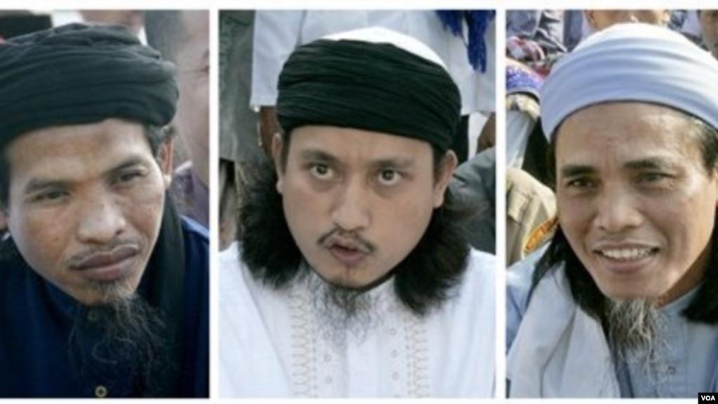 9 November dalan Sejarah: Amrozi, Imam Samudra, dan Ali Ghufron, Dieksekusi Mati