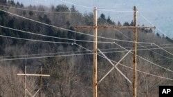 伯灵顿电力局管理的电力网。电力局说,该机构发现俄罗斯恶意软件