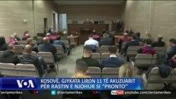"""Kosovë, lirohen të akuzuarit për rastin """"pronto"""""""