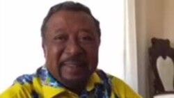 Jean Ping promet d'établir la vraie démocratie et la bonne gouvernance au Gabon (Vidéo)
