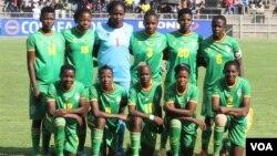 Iqembu leZimbabwe Mighty Warriors.