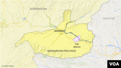 Kot, provinsi Nangahar, Afghanistan