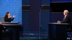 美國副總統候選人辯論談到中國,北京掐斷電視直播信號