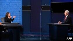 Mike Pence da Kamala Harris