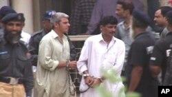 محکومیت هفت تن در پاکستان به اتهام قتل