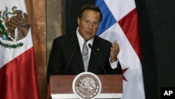 Presiden Panama Juan Carlos Varela (Foto: dok).