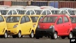 印度塔塔汽车制造厂