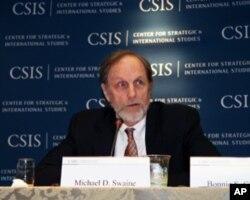 卡内基和平基金会亚洲项目资深研究员史文