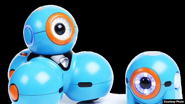 Роботы Бо и Яна