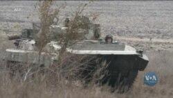 CBS: посадовець США заявив, що нарощування російських військ поблизу кордону України викликає «занепокоєння». Відео