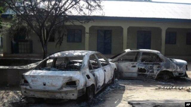 Kelompok militan Boko Haram sering melakukan penyerangan di kota Potiskum, negara bagian Yobe (foto: dok). Tiga dokter asal Korut tewas dibunuh di kota ini, Minggu 10/2.