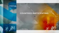 ব্রাজিলের রিওতে শুক্রবার থেকে অনুষ্টিত হচ্ছে অলিম্পিক গেইমস ২০১৬। আসুন জেনে নেই এবারের অলিম্পিক গেইমস-এ কোন কোন দেশ অংশ নিতে যাচ্ছে।
