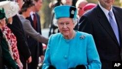 ملکہ الزبیتھ کی 85 ویں سالگرہ