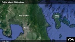 Філіппіни - острів Полілло