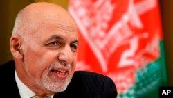 Presiden Afghanistan Ashraf Ghani mengkhawatirkan masa depan Afghanistan pasca penarikan pasukan AS.