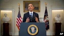 美國總統奧巴馬星期三宣佈,美國將與古巴恢復正常關係。