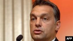 Người biểu tình kêu gọi bỏ kế hoạch phê chuẩn hiến pháp mới, vì cho rằng nó vi phạm các quyền dân chủ và tập trung quyền lực vào tay Thủ tướng Orban