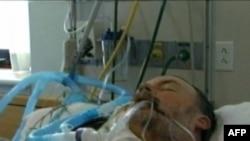 Một bệnh nhân cúm A/H1N1 đang được điều trị