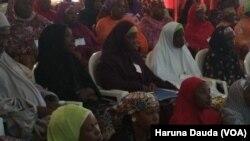 Matan da ake koyawa sana'o'i a jihar Borno